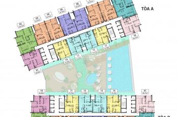 Bán căn hộ 4PN - 139,73m2 thông thủy mặt đường Minh Khai trực tiếp, PKD CĐT 0961.8228.92