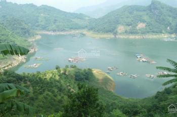 Bán lô đất 7ha đất view hồ Sông Đà, toàn bộ đất TC và đất vườn, phù hợp làm nghỉ dưỡng, homestay