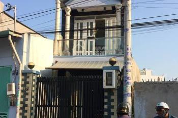 Nhà 1 lầu MT đường Bà điểm 5, nói đường Nguyễn Ảnh Thủ Và Phan văn Hớn 5x16 900tr.LH0931761844