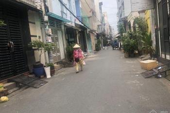 Chính chủ bán nhà hẻm 6m Khuông Việt, giáp Quận 11, DT 4x10m, 1 lầu đúc thật. Giá 4,4 tỷ