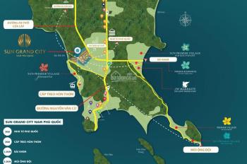 Cơ hội sở hữu nhà phố 5 tầng chỉ từ 6 - 9 tỷ tại Sun Grand City - Đô thị đảo đầu tại Nam Phú Quốc