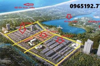 Bán lô góc đường 5m và 7,5m, DT 164m2, dự án Lakeside Đà Nẵng, LH 0965192772 hoặc 0905957635
