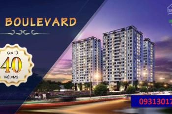 Những căn 2PN dự án căn hộ Q7 Boulevard mặt tiền Nguyễn Lương Bằng, Quận 7, vị trí đắc địa nhất Q7