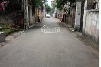 Bán đất trung tâm Nguyễn Lam, 48m2 đường lớn mặt tiền rộng