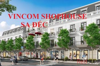 Chính chủ bán nhà phố vincom shophouse Sa Đéc giá 6,5 tỷ, Ai có nhu cầu xin liên hệ 0949883047
