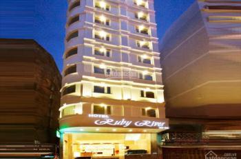 Bán khách sạn 3 sao khu sân bay, phường 2, quận Tân Bình. DT: 16x26m, 72 phòng, giá 79 tỷ