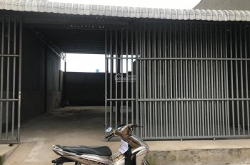 Cho thuê xưởng Võ Văn Vân, Bình Chánh, 144m2