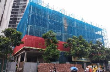Chính chủ cần bán 2 shophouse Dolphin Trần Bình. S 107,3m2, xây 6 tầng nổi và 1 tầng hầm