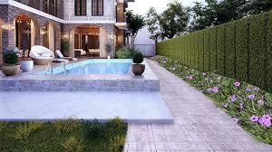 Bán biệt thự kiến trúc Châu Âu ngay trên phố Thảo Điền, Quận 2, chiều ngang mặt tiền 12m có hồ bơi