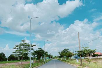 Bán gấp 2 lô góc đẹp 5x24m, gần khu dân cư Aeon City Bình Chánh, sổ hồng công chứng ngay