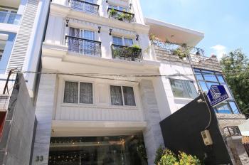 Bán khách sạn D2, P25, Bình Thạnh, 6mx20m, 5 tầng lầu, thang máy, 150tr/tháng, 19 tỷ