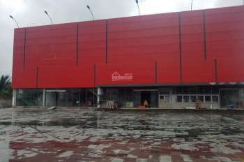 Cho thuê trung tâm thương mại 4500m2 mặt tiền Kha Vạn Cân, P. Linh Đông, Q. Thủ Đức