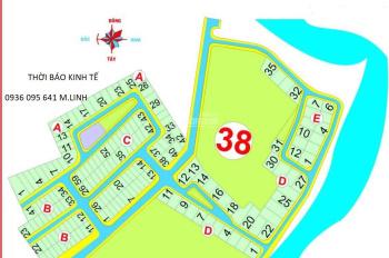 Bán lô đất khu Thời Báo Kinh Tế, đường Bưng Ông Thoàn, Quận 9, diện tích 8x20m, sổ đỏ chính chủ