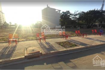 Bán đất sổ đỏ khu Lương Định Của, Q.2 MT đường Số 4 (5x20m) 100m2 giá 40tr/m2 đất thổ cư 0327807935