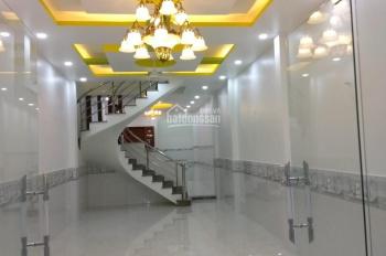 Cho thuê nhà MT đường Nguyễn Văn Nghi P4 Gò Vấp 7x23m T 3L, giá 100tr/th, LH 0793307188 A. Thuận