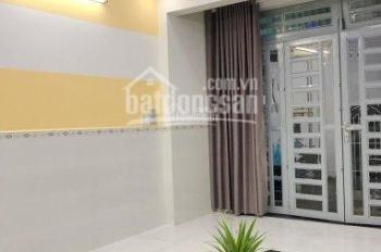 Cho thuê nhà mặt tiền Nguyễn Văn Nghi, P. 4, GV 7x22m T 3L, giá 110tr/th, LH 0793307188 A. Thuận