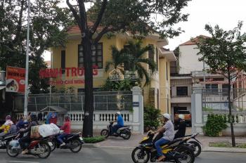 Cho thuê nguyên căn MT Võ Thị Sáu gần Trần Quốc Thảo, P. 7, Q. 3 (25x25)m, hơn 600m2 chỉ 250tr/th