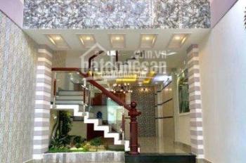 Cho thuê MT kinh doanh Nguyễn Văn Nghi, P. 4, GV 6x23m T 4L, giá 105tr/th, LH 0793307188 A. Thuận