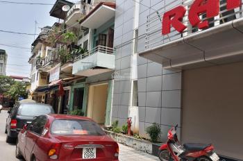 Bán nhà mặt phố Lê Lai, TX Sơn Tây, DT 96,8m2, MT 3,9m, giá 33tr/m2 (3,2 tỷ), LHCC 0396.196.136