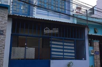 Cần tiền bán gấp nhà 243/33 Mã Lò 5x16m 1 trệt lầu, hẻm 8m thông, giá 4tỷ3 TL. Khu nhà lầu