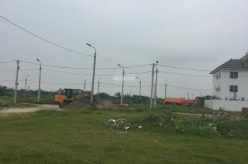 Bán nhanh 2 lô đất đấu giá cực rẻ gần cổng làng Đại Đồng - Thạch Thất - sát đường TL 419 - 10tr/m2