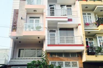 Cho thuê nhà Cù Lao, P2, Quận Phú Nhuận, diện tích 4x20m, trệt, 3 lầu