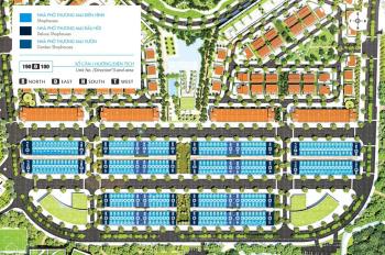 Bán nhà phố Thủy Nguyên dãy A, gần chung cư 10 tỷ bao phí, nhà đã hoàn thiện, diện tích 100m2