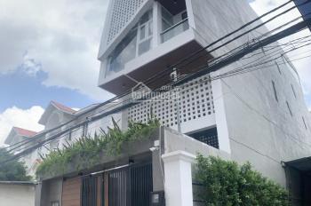 Cho thuê nhà hẻm 31 đường Ung Văn Khiêm P25 4x20m trệt 3 lầu 8PN 7WC giá 45tr/tháng LH 0931 448 499