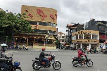 Cho thuê nhà Tạ Quang Bửu P. 4, quận 8, diện tích 8x22m, trệt, 3 lầu, diện tích: 8x22m