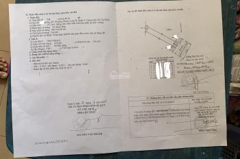 Bán nhà mặt tiền đường 185, phường Phước Long B, Quận 9, giá 63tr/m2