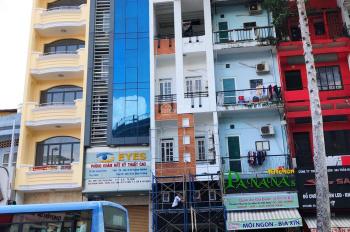Bán nhà mặt tiền Bà Hạt - Sư Vạn Hạnh, Q10. DT: 4x20m, 3 lầu, giá bán: 16.5 tỷ TL