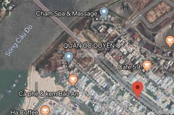 Cho thuê 2 lô liền kề đường Nguyễn Phước Lan, Đảo 1 Hòa Xuân, Cẩm Lệ