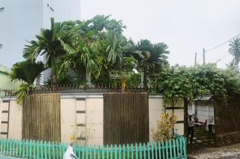 Chính chủ bán 561m2 đất tặng biệt thự nhà vườn, Nguyễn Kim Cương, ấp 10, ngay cầu Tân Thạnh Đông