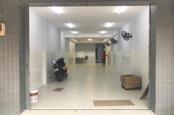 Cho thuê nhà 2 mặt tiền mới xây phường 6, Phạm Thế Hiển, quận 8