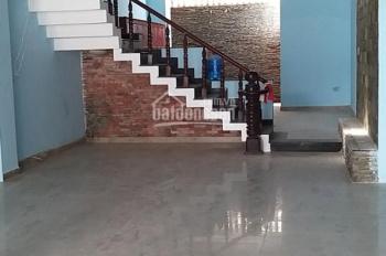 Cho thuê nhà nguyên căn giá rẻ mặt bằng kinh doanh đường D1, Thuận An. DT: 5x20m, 1 trệt, 1 lầu