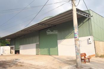 Cho thuê kho xưởng diện tích 500m2, giá 21tr/tháng ở gần chợ đầu mối Hóc Môn