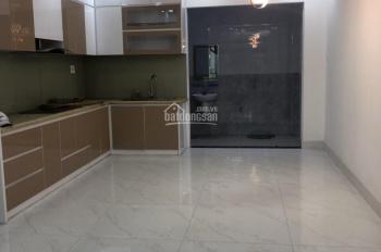 Cho thuê nhà mặt phố Nguyễn Thị Thập 4x30m xây dựng 4x22m, 1 trệt 3 lầu 5 PN 6WC