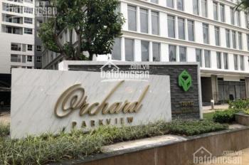 Cần bán căn 2PN  nội thất cao cấp tại CC Orchard Park View, căn góc view đẹp giá bao tất cả, giá rẻ