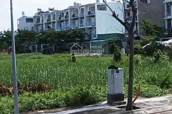Bán đất MT Đào Sư Tích, Phước Lộc, Nhà Bè, ngay trường TH Bùi Thanh Khiết SHR, giá 800tr