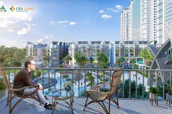 Mua Shophouse Khai Sơn City Long Biên chiết khấu lên đến 10%, LH: 086 8841097