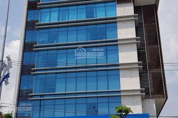 Cho thuê tòa nhà văn phòng ngã tư Bảy Hiền Tân Bình 16x18m DTS 1500m2, 7 lầu, giá 180 tr/th
