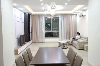 Gia đình cần cho thuê gấp căn hộ 136m2 full nội thất, giá 13 triệu/tháng