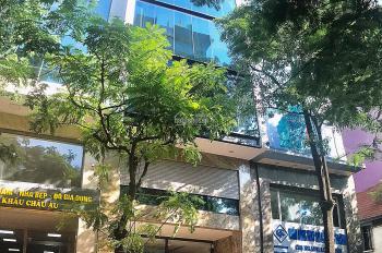 Tòa nhà VIC Building - 18 phố Ngụy Như Kon Tum - Nguyễn Tuân. Cho thuê sàn Tầng 5: 100m2