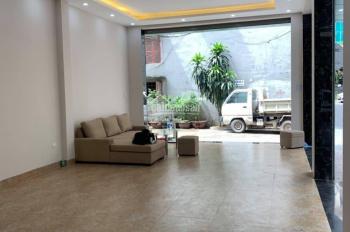 Bán nhà PL mặt ngõ kinh doanh phố Hoàng Văn Thái, XD 70m2 6T mới lô góc 2 mặt ngõ rộng 10m, 12.5 tỷ