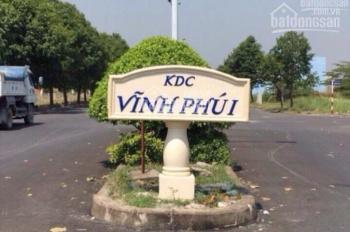 Ra gấp lô đất MT Vĩnh Phú ngay cổng chào Bình Dương giá 15 triệu/m2, SHR. LH 0706912763 Minh Huy