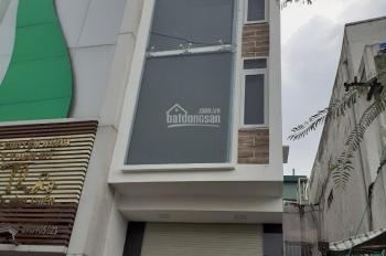 Bán nhà phố đường Minh Phụng, P. 2, Q. 11, TP. HCM, 15m2, 3 lầu, nhà mới, giá 6.1 tỷ