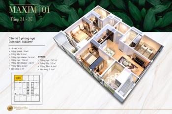 Căn hộ Đà Nẵng Premier Sky Residences, ven biển Phạm Văn Đồng, liên hệ giá gốc chính chủ đầu tư