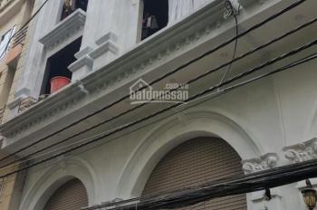Chính chủ bán gấp nhà 5T x 36m2 mặt phố Hoàng Mai ô tô 7 chỗ vào nhà giá 4.2 tỷ, LH 0942 645 234