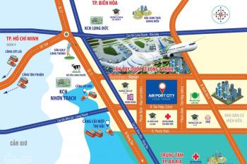 Đất nền mặt tiền gần sân bay Long Thành, giá chỉ 8tr/m2