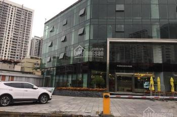 Cho thuê sàn thương mại The Legend 109 Nguyễn Tuân, diện tích 360 - 650 m2, giá từ 350 nghìn/m2/th
